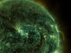 June 22, 2015 @ 18:03 UTC  Strong Solar Flare Detected   A solar flare measuring M6.5 was detected on Monday afternoon peaking at 18:23 UTC. The latest blast produced yet another coronal mass ejection (CME) that appears headed towards Earth. An impact to our geomagnetic field will be possible by as Early as June 24th. This could trigger another round of geomagnetic storming .