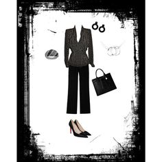 Polka Dot Chic, created by chrissy-tucker on Polyvore