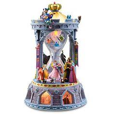 Disney Snow globes Sleeping Beauty
