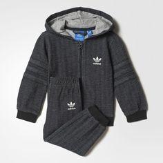 adidas - Trefoil hoodiesæt