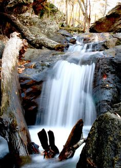 These 10 Hidden Waterfalls In Maryland Will Take Your Breath Away  3) Cunningham Falls, Frederick County