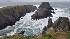 Star Wars film location only 15 mins drive from Ocean Bay Cottages on the Wild Atlantic Way. Star Wars Film, Filming Locations, Cottages, Ireland, Ocean, Vacation, Water, Outdoor, Gripe Water