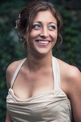 Bridal makeup by Nicole Pierce