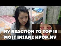 React To Top 15 Most Insane K Pop Music Videos of All Time - http://music.tronnixx.com/uncategorized/react-to-top-15-most-insane-k-pop-music-videos-of-all-time/ - On Amazon: http://www.amazon.com/dp/B015MQEF2K