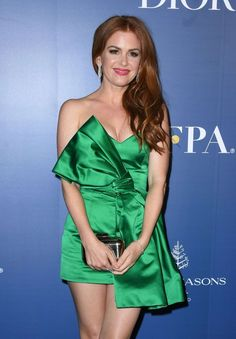Photos : Isla Fisher – HFPA x The Hollywood Reporter party in Toronto Celebrity List, Celebrity Style, Sarah Gadon, Julia Stiles, Isla Fisher, Kendall Jenner Outfits, The Hollywood Reporter, Eva Longoria, Victoria Dress