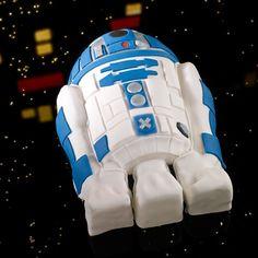 Star Wars cake - R2D2 640