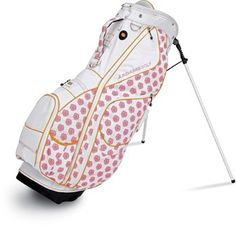Keri Golf sport rosebloom stand bag <3