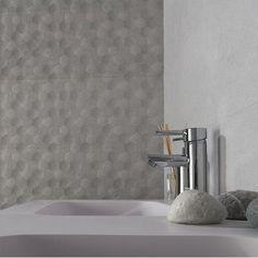 Bliss Perla Hexagonal Decor Wall Tile Hexagon Tiles, Tiles Texture, Tile Design, Wall Tiles, Tile Floor, Modern Design, Wall Decor, Flooring, Contemporary