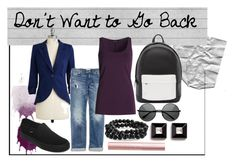 """Don't Want to Go Back"" by maria-addison on Polyvore"