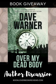 Dave Warner on resurrecting Sherlock Holmes in new novel Over My Dead Body. Plus we have 2x ebook copies of this new novel to giveaway thanks to Fremantle Press