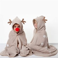 Cuddledry Toddler Towel - Cuddledeer