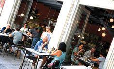 Μάνας Κουζίνα - Μαγέρικο νέας γενιάς Restaurants, Street View, Outdoor Decor, Restaurant
