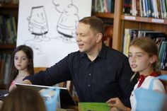 Learn about Why Captain Underpants creator Dav Pilkey played hard to get with Hollywood http://ift.tt/2shHtCS on www.Service.fit - Specialised Service Consultants.