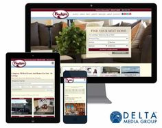 The Marketing, Real Estate Marketing, Online Marketing, Maine Real Estate, Mobile Responsive, Next At Home, Finding Yourself, Web Design, Product Launch