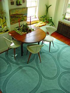 Modern dining room - modern - dining room - portland maine - angela adams