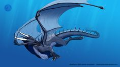 Sea Shadow Drakhan by Drak-Arts