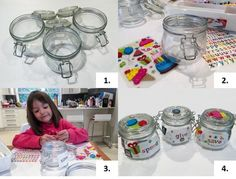 One for Saving, Spending and Giving Money Jars, How To Teach Kids, Best Savings, Teaching Kids, Decorating, Decor, Decoration, Decorations, Dekoration