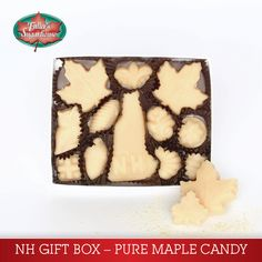 NH Gift Box – Pure Maple Syrup Candy