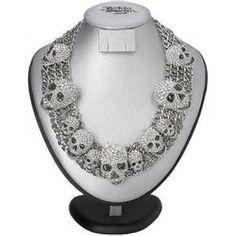 a conversational piece necklace