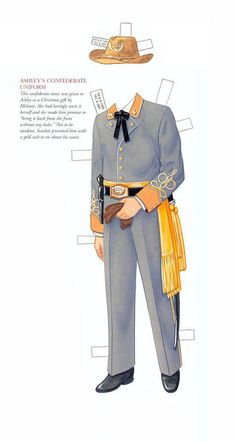 Paper Dolls~Gone with the wind - Bonnie Jones - Picasa 웹앨범                                                                                                                                                      More