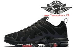 timeless design 2fa96 28a23 Chaussures Homme Nike Air Max Plus TN Ultra 2018 Officiel Nike Prix Pas  Cher Noir 898015 002
