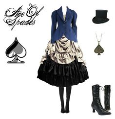 """""""Cardverse OC Clothes"""" by england-is-bae19 ❤ liked on Polyvore"""