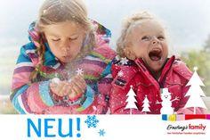 Neue Schneesachen vonErnsting's family
