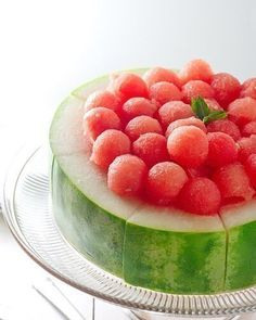 With such a high water content watermelons  are a very low calorie snack option #watermelonwater #GuruWisdom #watermelon #sweet #dessert #lovely #pretty #pie #pink