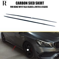 Dope or a Nope? Mercedes A Class, A45 Amg, Carbon Fiber, Benz, Extensions, Ads, Cover, Skirt, Style