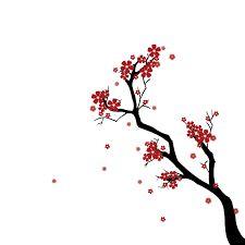sakura tree drawing ile ilgili görsel sonucu