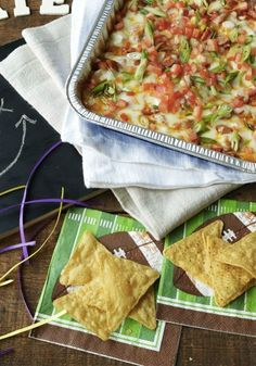 This Layered Taco Dip is easy to bake and even easier to eat, so be prepared to have enough made for seconds. Win big by baking this for game day!