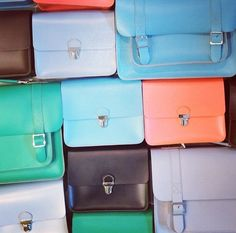 Bohemia Satchels, Briefcases & Pops