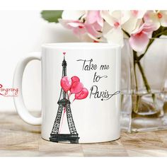 Take me to Paris - Coffee Mug – Manor | Simply Smashing Home Decor