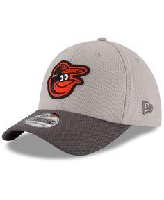 New Era Baltimore Orioles Team Grayed 39THIRTY Cap