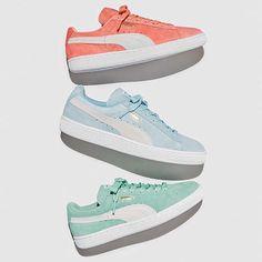 Sneakers femme - Puma Suede