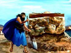 Elijah & the Prophets of Baal - Moody Bible Story