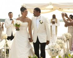 Jumping The Broom Wedding