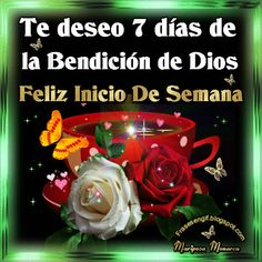 Happy Week, Happy Monday, Happy Sunday Images, Good Night Gif, Gifs, Good Morning Quotes, Beautiful Roses, I Am Awesome, Prayers