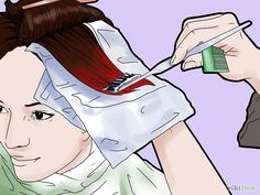How to Dye Your Hair With Manic Panic Hair Dye: 17 Steps