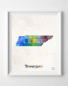 #Tennessee #Nashville #Knoxville #Memphis #Map #Print #Gift #HomeTown #States #Artwork #Wall #Art #USA #Poster #Gift #UnitedStates #Decor #LivingRoom #BedRoom #WallArt #Decoration #Home #Town #WeddingGift #AnniversaryGift #MothersDay #MothersDayGift #FathersDay #FathersDayGift #Wedding #Anniversary #Christmas #ChristmasGift #America #Giclee #Marriage #Bride #BrideGift #Groom #GroomGift #Couple #ValentinesDay #ValentinesGift #Love  #EngagementGift #BirthdayGift #Watercolor #Watercolour…