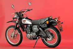 Yamaha XT 500 S.