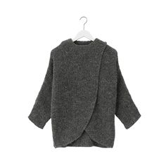 a must for fall: a giant cozy sweater