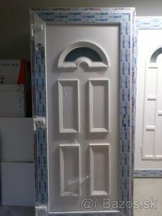 Plastové vchodové dvere - 1