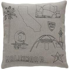 k studio LA Pillow at DesignPublic.com