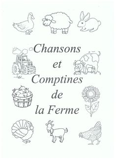 0 page keeps firm - animals Core French, French Class, Web Animal, Rare Albino Animals, How To Speak French, Teaching French, Kids Songs, Digi Stamps, Teaching Kids