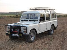 Land Rover Santana Cazorla Series III