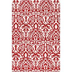Madelyn Rectangular Rug ($250) ❤ liked on Polyvore featuring home, rugs, grey area rug, stain resistant area rugs, plush area rugs, damask area rug and pattern rug