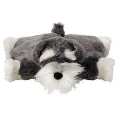 so it's a schnauzer pillow pet. i need you