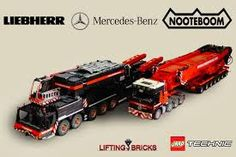 Bildergebnis für lego technic truck sets