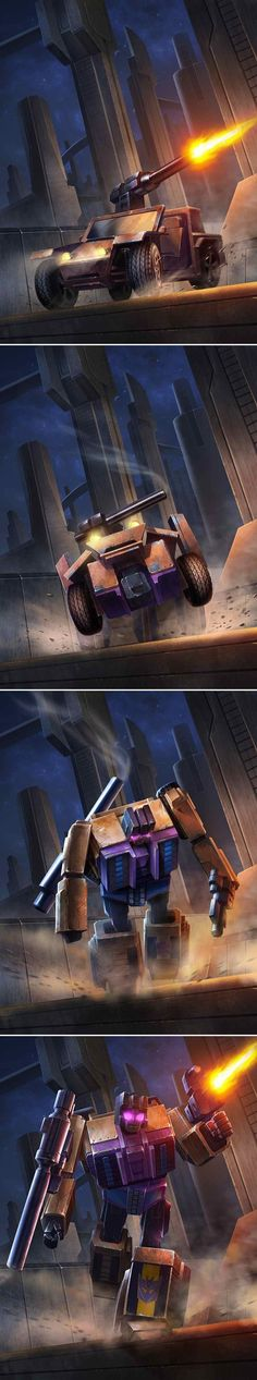 Transformers legends by on DeviantArt